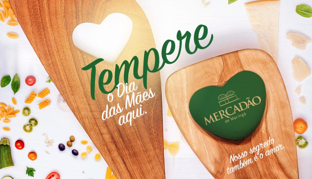 Mercadão Maringá - Tempere