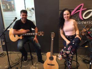 Patrícia e Alessandro - Palco Livre - Mercadão Week 2a edição