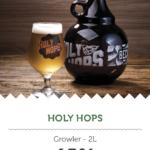 Na imagem, a oferta do Holy Hops, para a segunda edição do Mercadão Week.