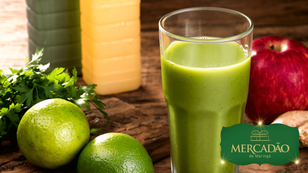 Armazém Mineiro e Santa Mesa Restaurante - Suco de limão - 50% de desconto na praça de alimentação