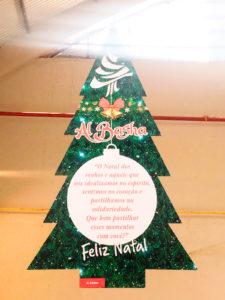Arvore de Natal - Al basha