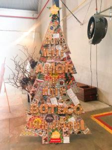 Arvore de Natal - Boteco do neco
