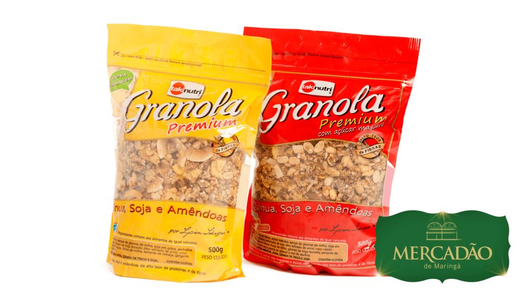 Naturicampo - Granola Premium - R$ 21,00 500gr