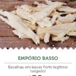 Na imagem, a oferta do Empório Basso, para a segunda edição do Mercadão Week.