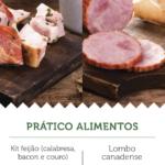 Na imagem, a oferta do Prático Alimentos, para a segunda edição do Mercadão Week.