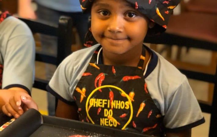 Abrasel realiza ação no Mercadão na semana do Dia das Crianças